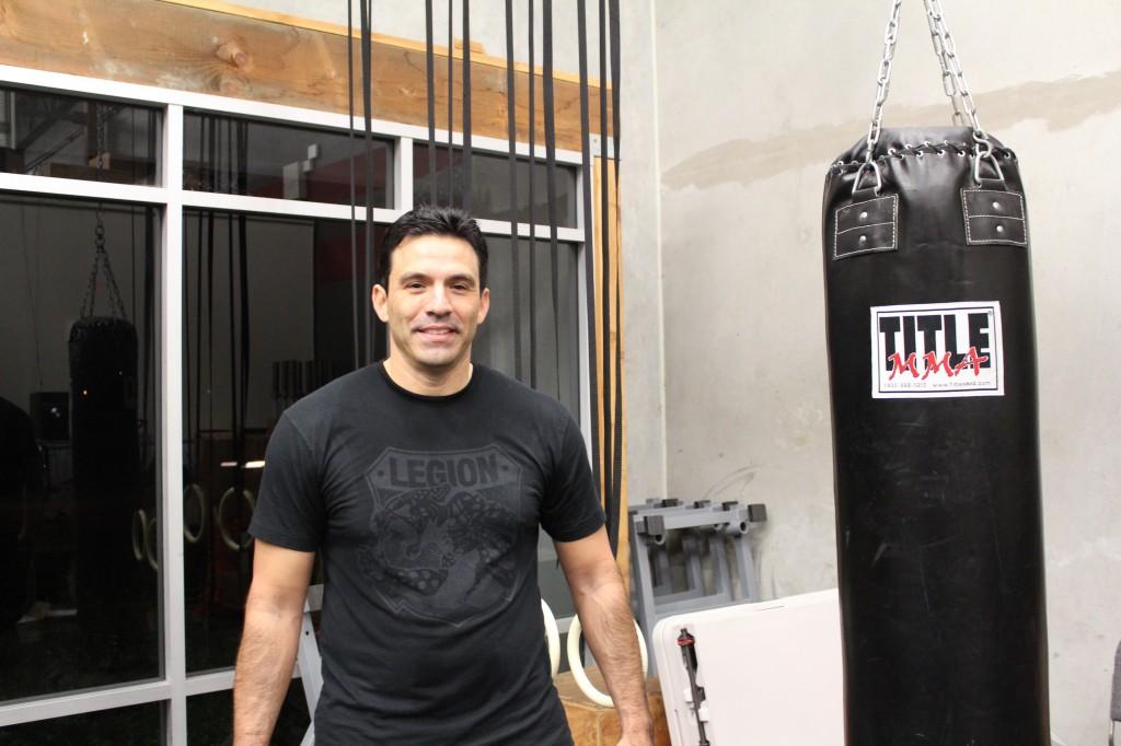 CrossFit Force Athlete Profile - Bryan Aragon