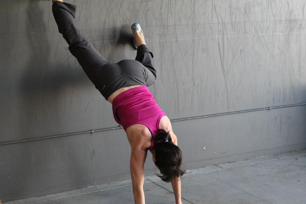 Gina - Wall Climbers
