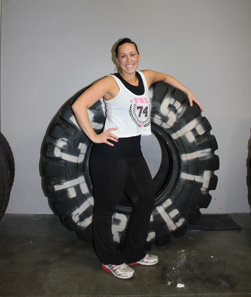 Jamie - CrossFit Force Paleo VIII Challenge Winner